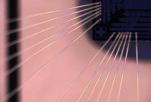 ESSEC Diffused Focus on Chip