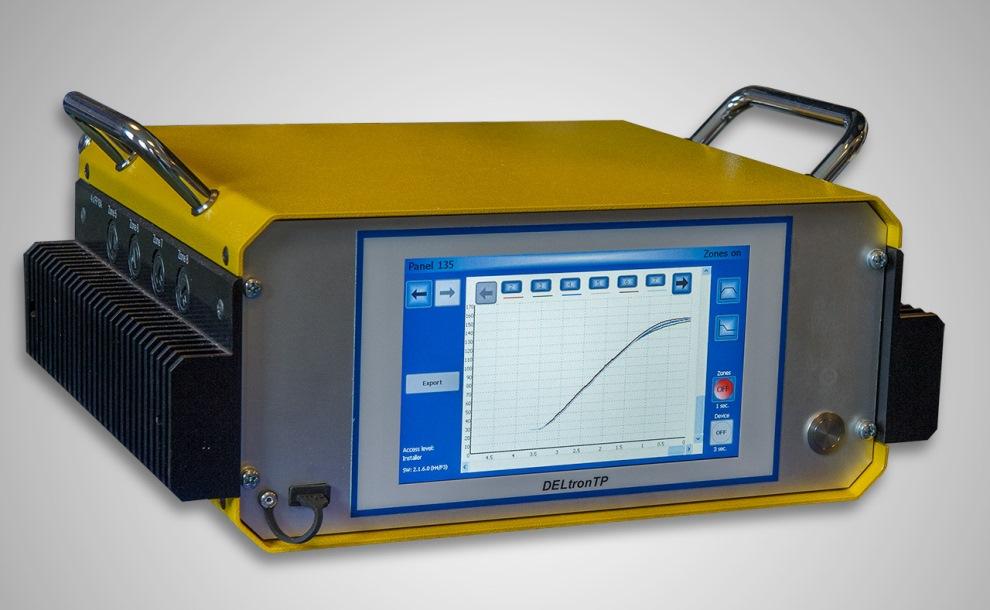 Sigma W12 heater stage Temperature Controller