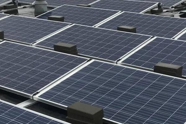 Solar panels xyztec roof