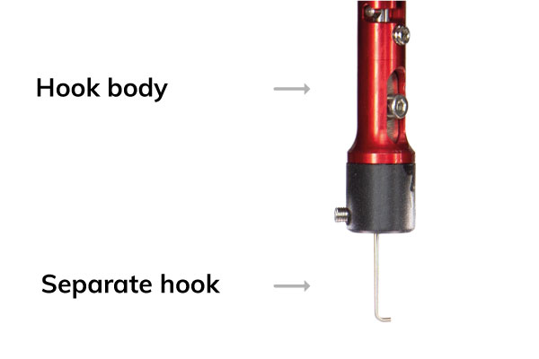 Wire-hook-tool