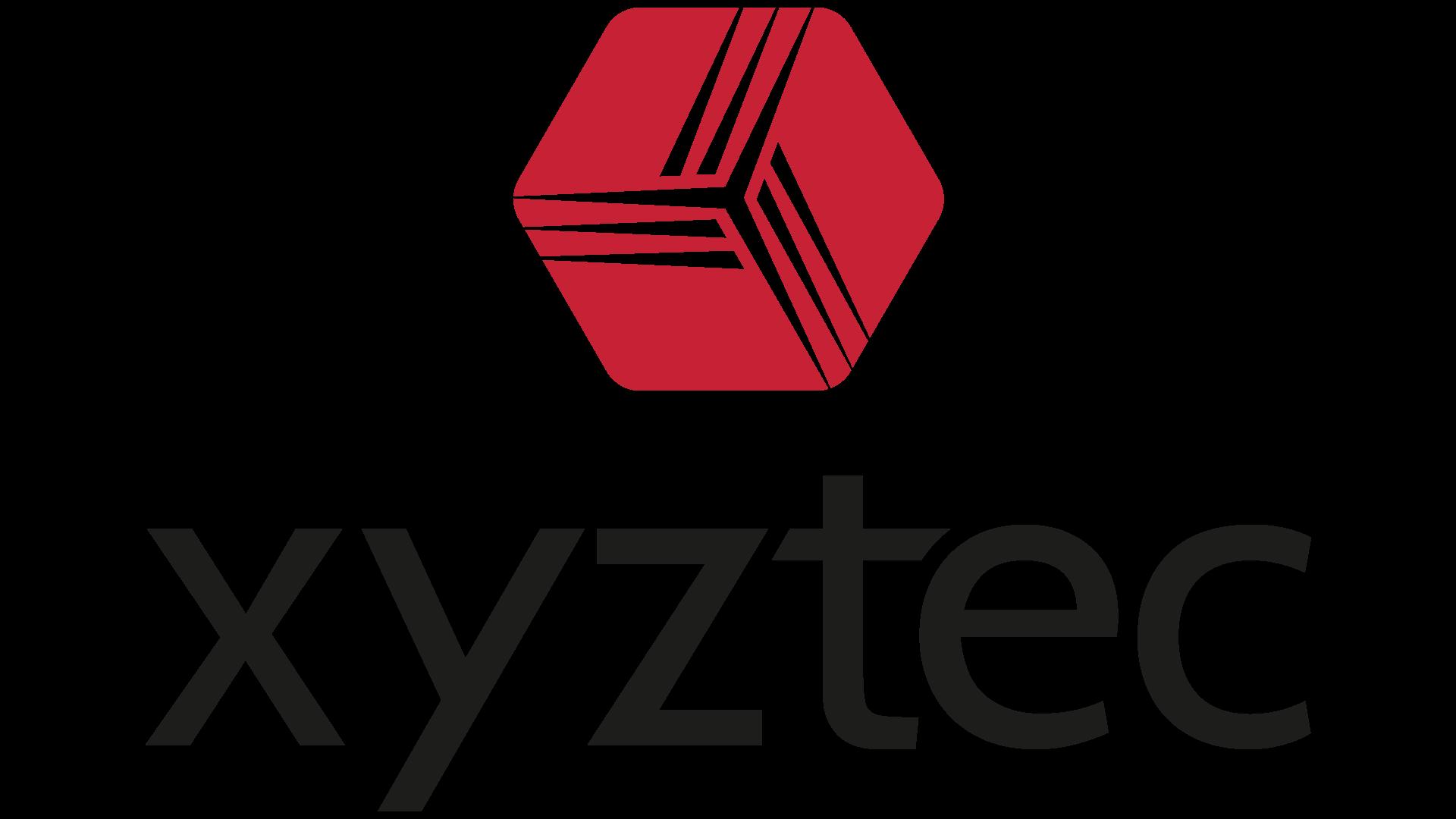 Xyztec logo vertical