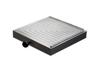 Universal vacuum work holder square