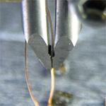 Tweezer Wire Pull